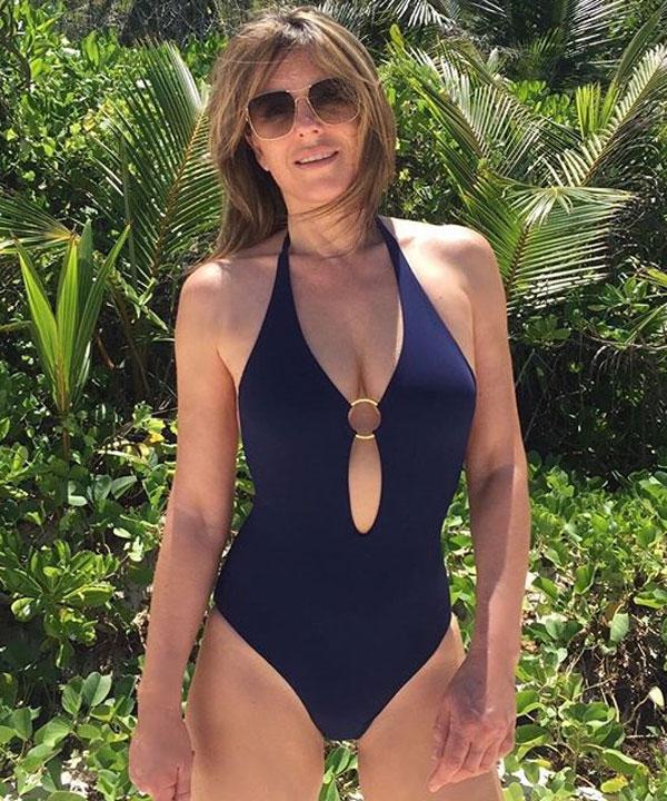 Big naked black tit
