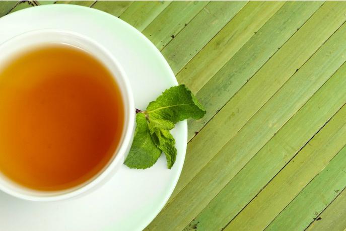 Зеленый чай - продукт, сжигающий жир