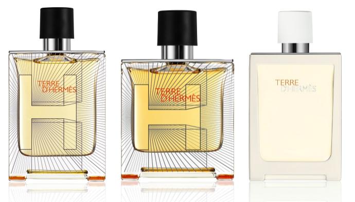 Hermes, Terre d'Hermès limited edition 2015 и Terre d'Hermes Eau Tres Fraiche 121G