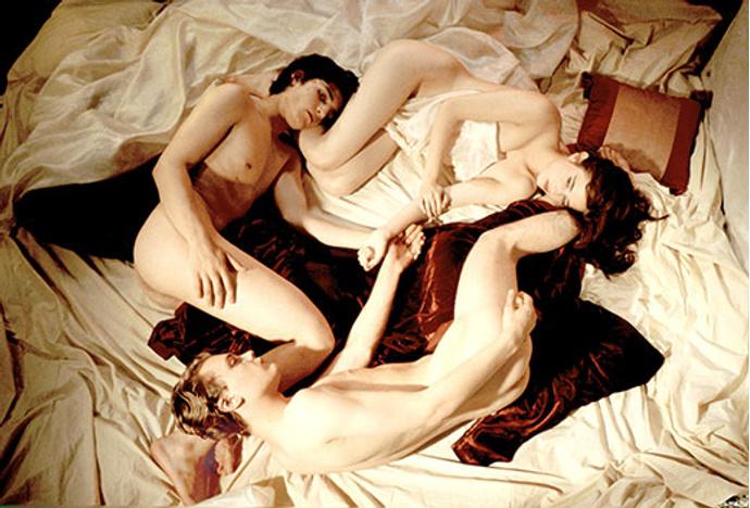 Свобода, в том числе и сексуальная, — «Мечтатели» Бертолуччи, киношедевр с Евой Грин, Майклом Питтом и Луи Гаррелем