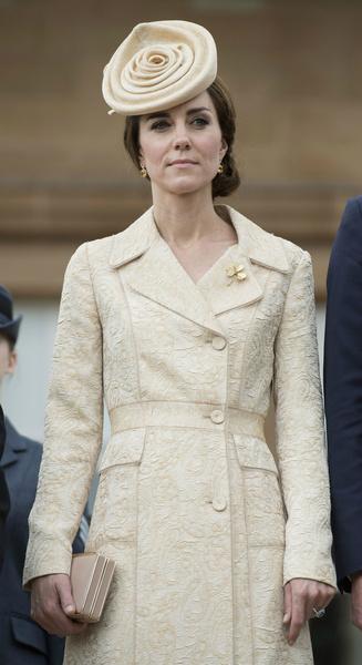 Кейт Миддлтон признана самой влиятельной модной иконой Великобритании | галерея [1] фото [4]