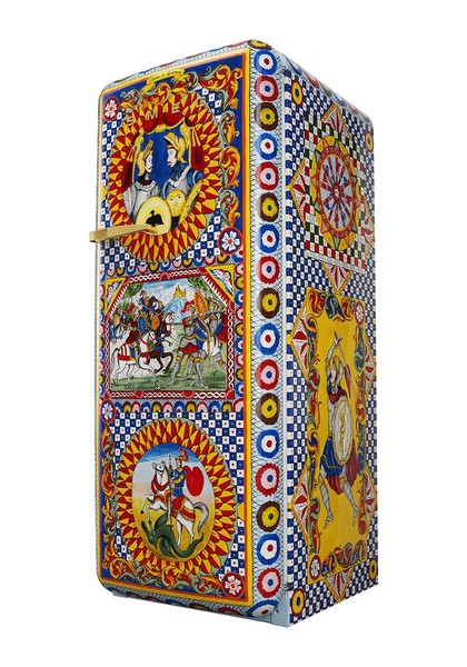 Сенсация: Холодильники от Dolce & Gabbana и Smeg | галерея [1] фото [12]