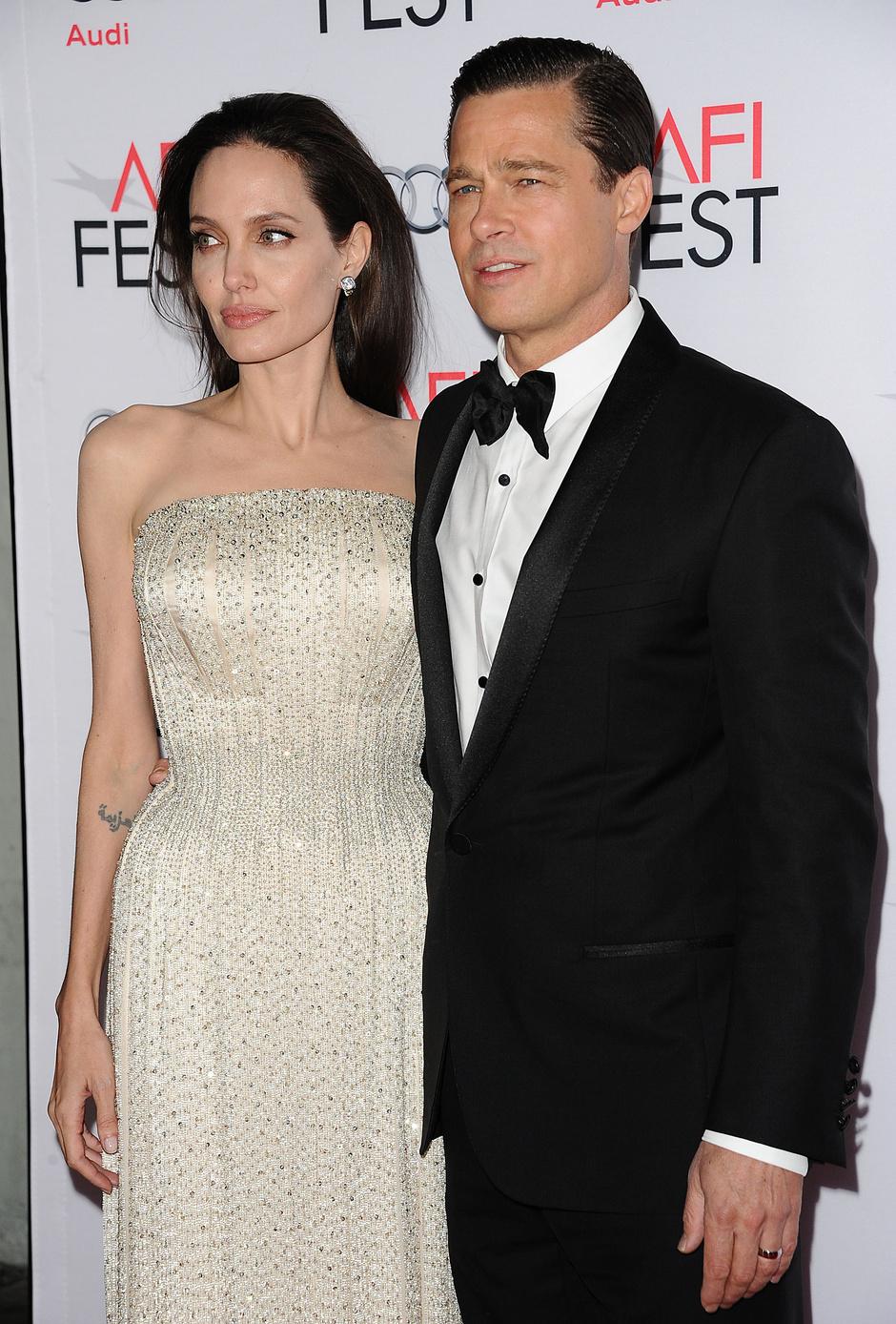 Анджелина Джоли и Брэд Питт так и не появились на церемонии «Оскар-2016»