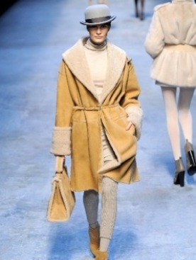 Hermès Осень-зима 2010-2011 Ready-To-Wear Париж