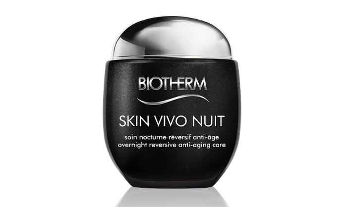 Skin Vivo Night Overnight Reversive Anti-Aging Care For All Skin Types от Biotherm
