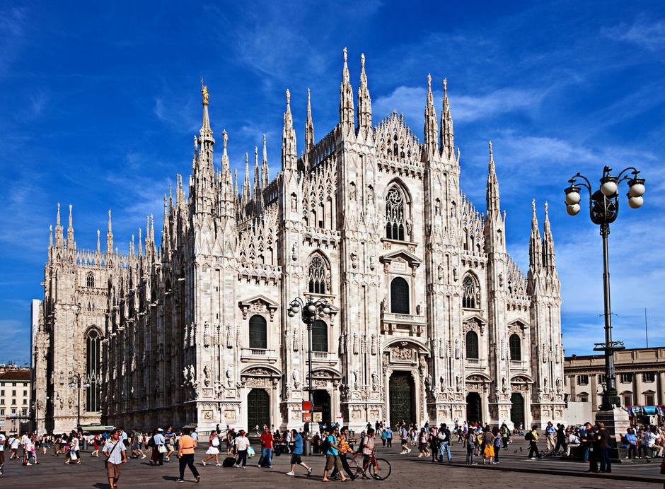 С 14 по 19 апреля в Милане проходит Международный мебельный салон iSaloni