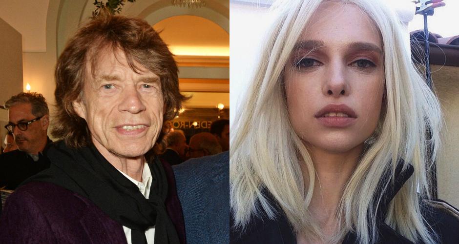 Солист группы The Rolling Stones начал встречаться смоделью изТаганрога