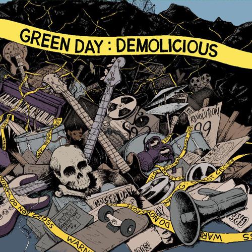 Green Day Demolicious альбомы апреля 2014
