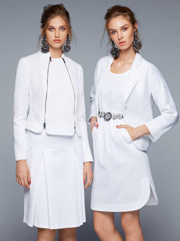 Белый цвет - тренд сезона