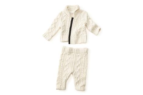 Коллекция одежды и аксессуаров для малышей от Banana Republic | галерея [1] фото [5]