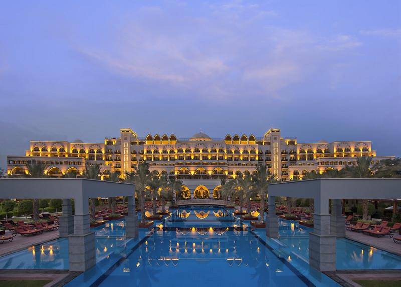 Jumeirah Zabeel Saray Самый лучший отель в Дубае