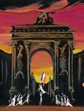 В Михайловском театре пройдут премьерные постановки балета «Пламя Парижа»