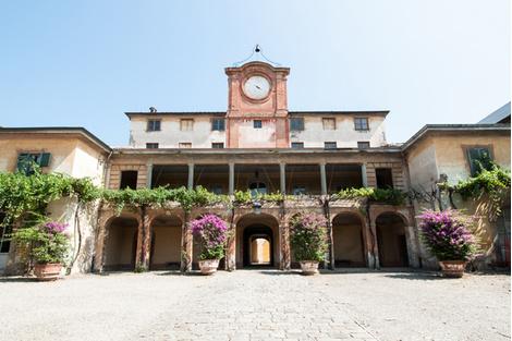 Вилла Марлия в Тоскане станет отелем | галерея [1] фото [14]