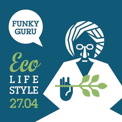 В кухня-баре «Funky Guru Eco Life Style» пройдет мастер-класс для адептов здорового образа жизни