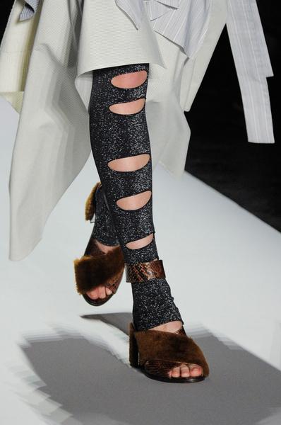 Самая красивая обувь Недели моды в Нью-Йорке | галерея [1] фото [16]