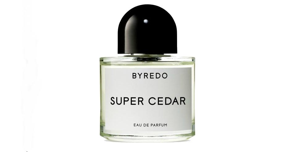 Super Cedar от Byredo