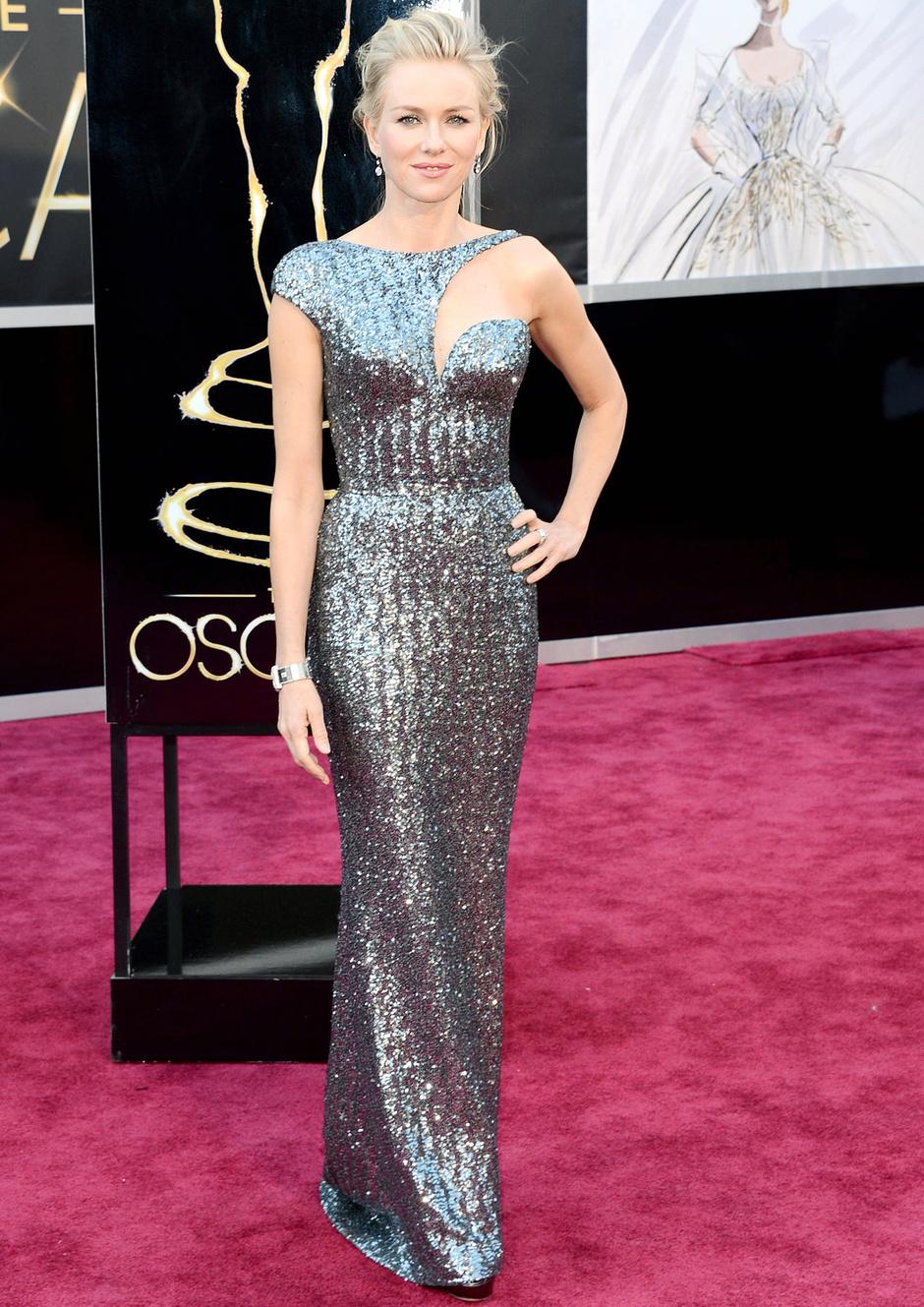 Наоми Уотсс, «Оскар-2013»