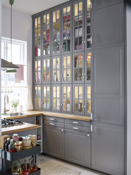 Компания ИКЕА представила кухню нового поколения -- МЕТОД | галерея [1] фото [8]