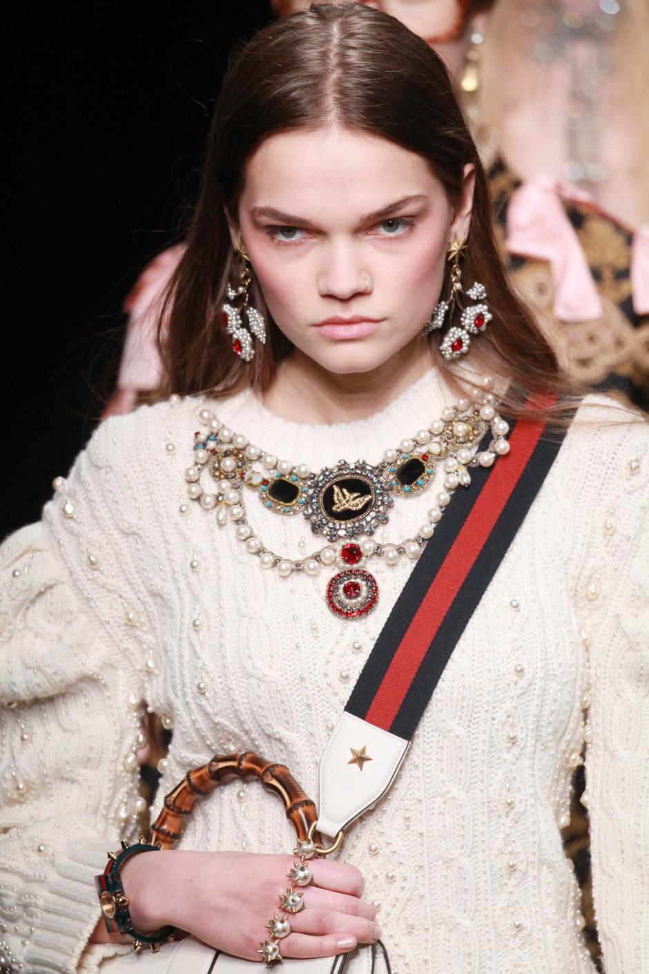 Gucci, осень-зима 2016