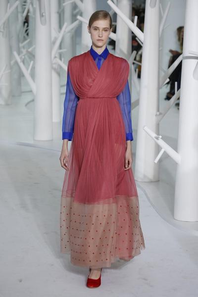 Неделя моды в Нью-Йорке: 18 февраля | галерея [2] фото [1]