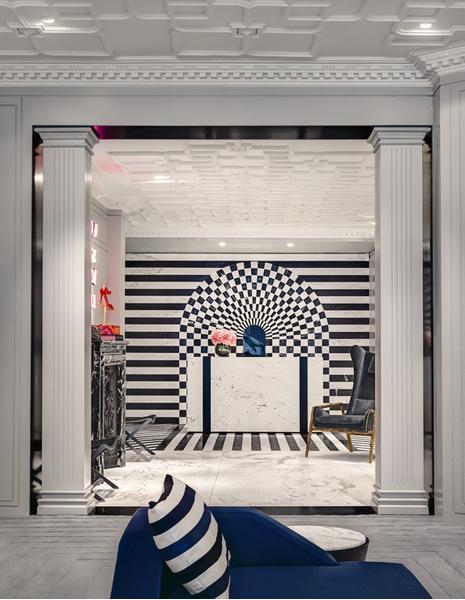 В Лондоне открылся первый флагманский магазин Aquazzura | галерея [1] фото [15]