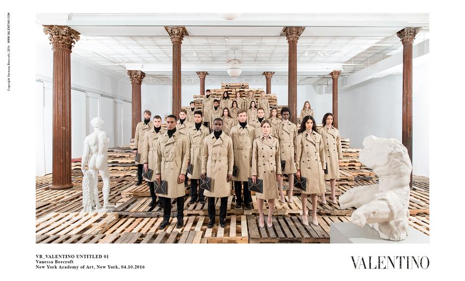 Новая капсульная коллекция Valentino