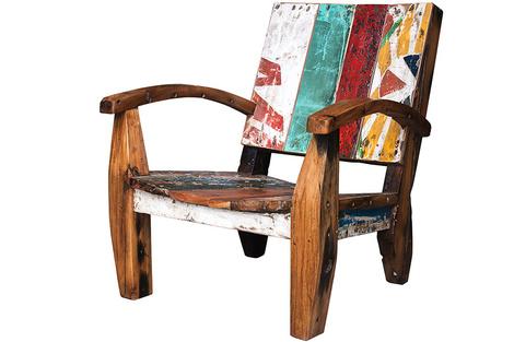 Новая коллекция мебели из лодок от Like Lodka | галерея [1] фото [3]