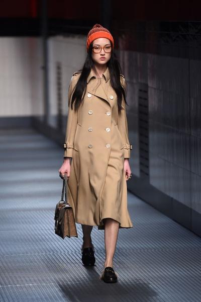 Показ Gucci на Неделе моды в Милане | галерея [1] фото [30]