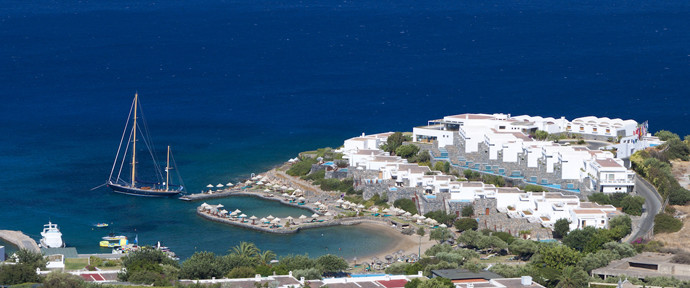 Elounda Peninsula All Suite Hotel Элунда