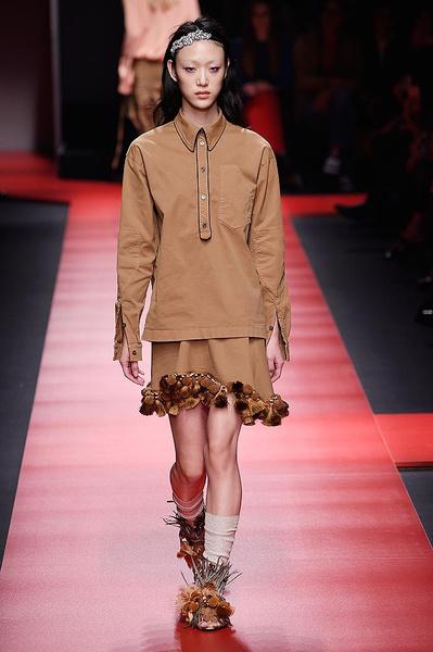 Неделя моды в Милане: день первый | галерея [2] фото [10]
