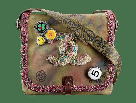 Chanel Модные сумки весна лето 2015