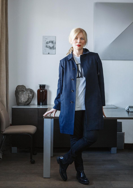 Лилия Пустовит, дизайнер Poustovit