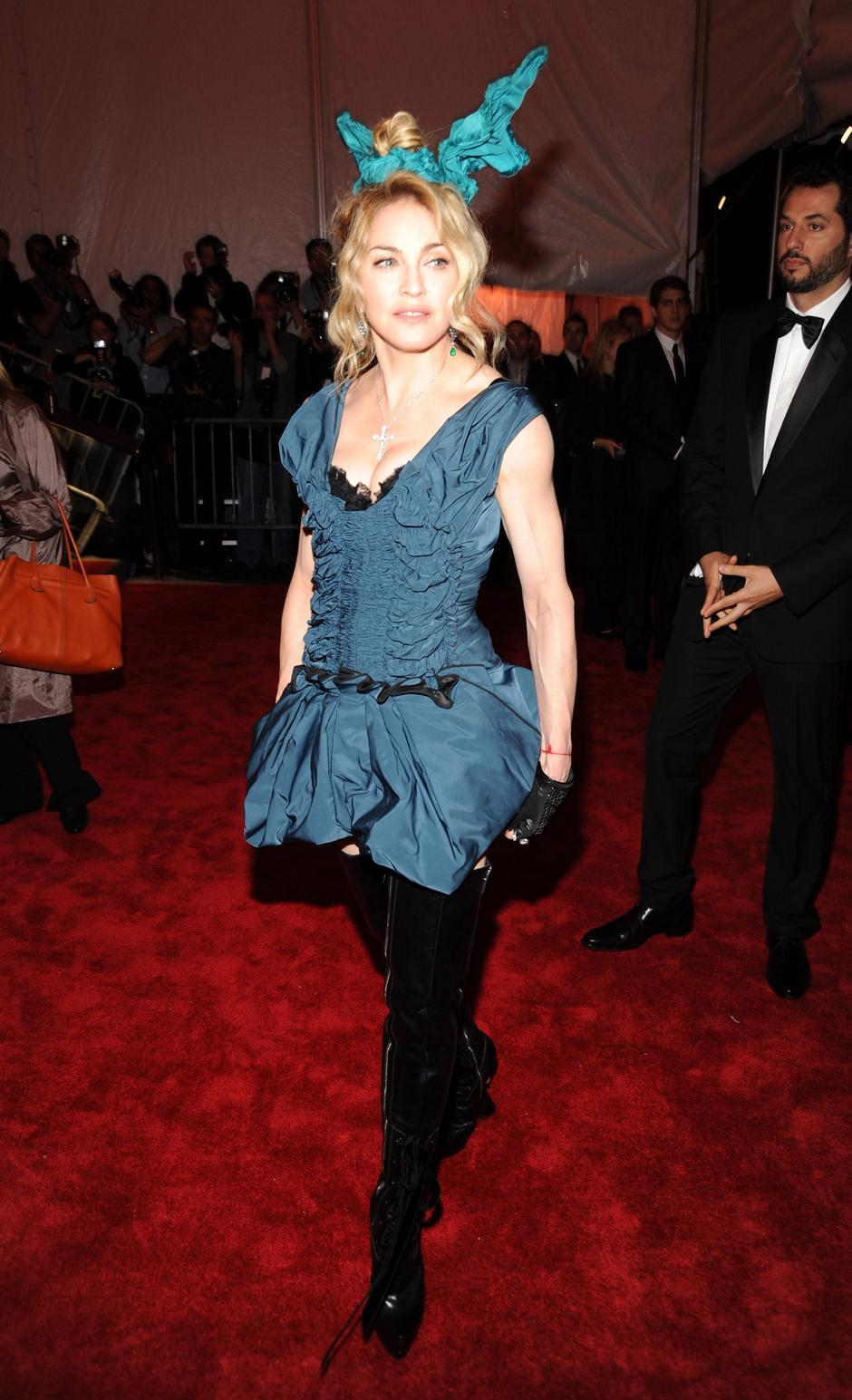 Мадонна, 2009 год