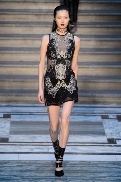 Неделя моды в Лондоне: 21 февраля | галерея [2] фото [3]