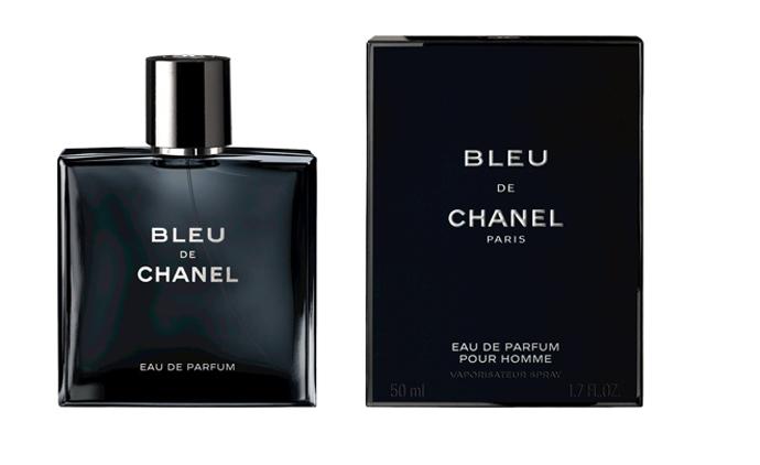 Сhanel дополнили семейство Bleu De Chanel новыми продуктами
