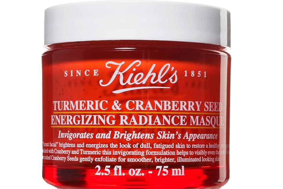 Маска для лица Turmeric & Cranberry Seed Energizing Radiance, Kiehl's