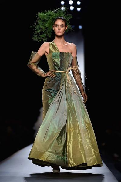 Показ Jean Paul Gaultier Couture | галерея [1] фото [2]