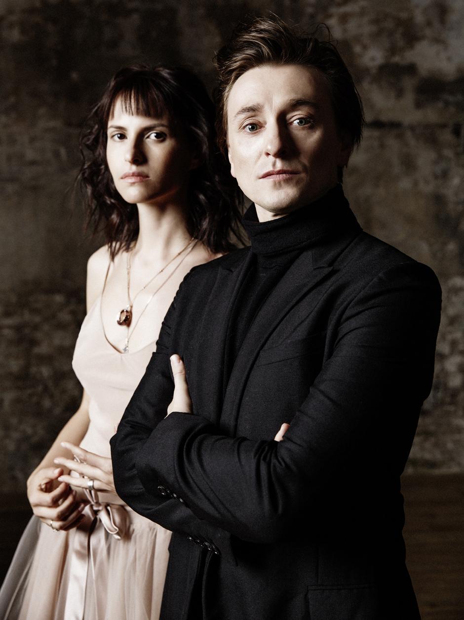 Сергей Безруков и Анна Матисон ждут ребенка