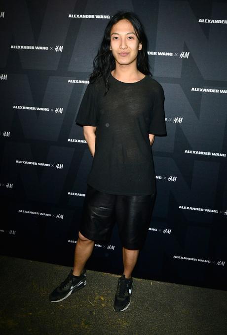 Александр Вонг сотрудничает с H&M