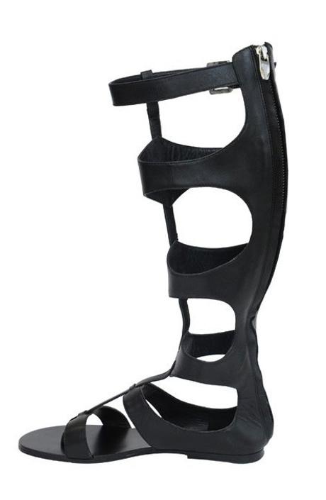 сандалии гладиаторы фото 2