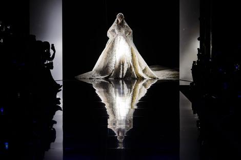 Показ Zuhair Murad Haute Couture | галерея [1] фото [4]