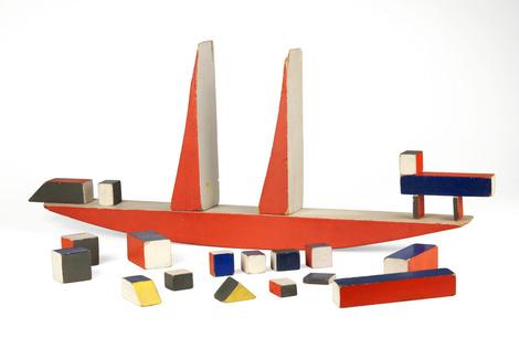Выставка в музее Bauhaus-Archiv | галерея [1] фото [16]