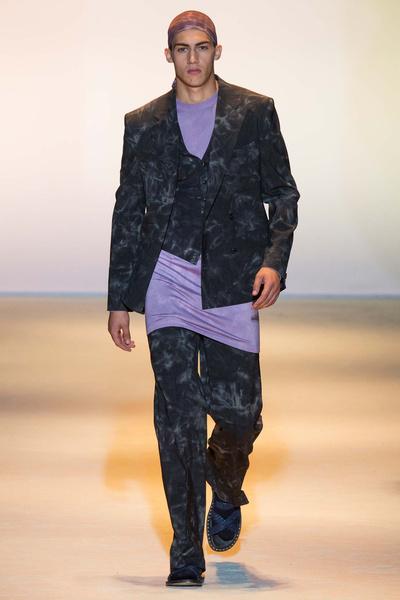 Неделя мужской моды в Милане: лучшие показы | галерея [3] фото [5]