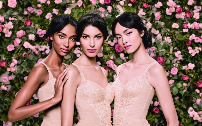 Рекламная кампания средства для ухода за кожей Dolce&Gabbana Skincare