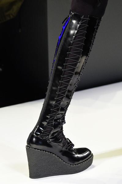Самая красивая обувь Недели моды в Нью-Йорке | галерея [1] фото [14]