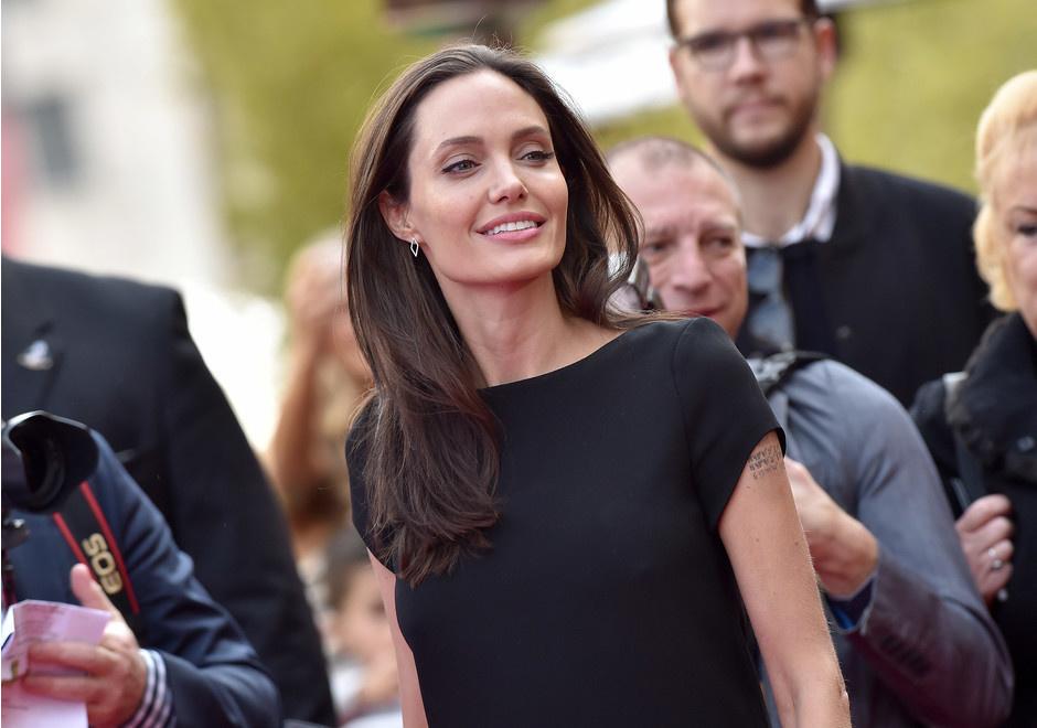 Американские СМИ сообщили о новом романе Анджелины Джоли