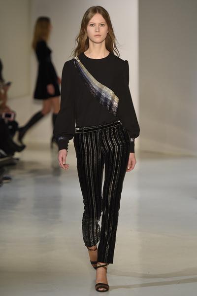 Неделя моды в Нью-Йорке: лучшие показы уикенда | галерея [2] фото [3]