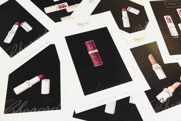 Новая коллаборация L'Oreal Paris и Chopard