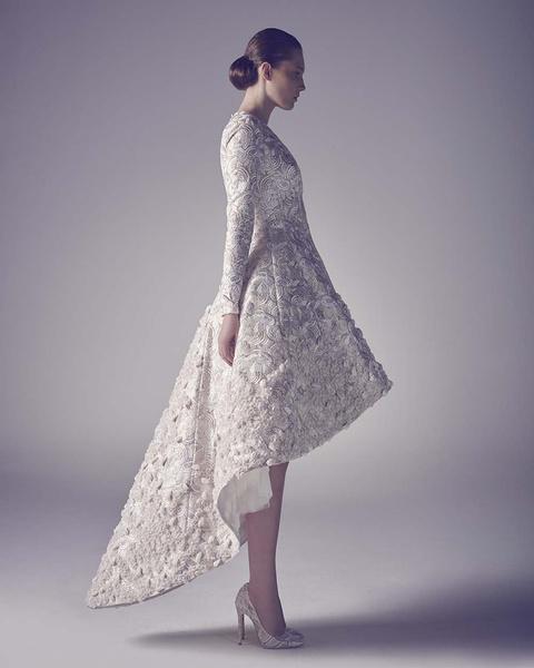 ЗАМУЖ НЕВТЕРПЕЖ: 10 самых красивых свадебных коллекций сезона | галерея [1] фото [3]