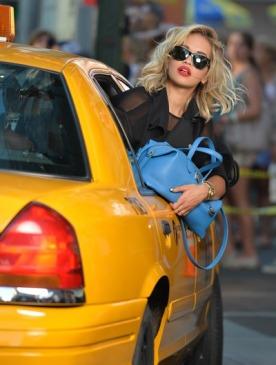 Рита Ора стала новым лицом DKNY
